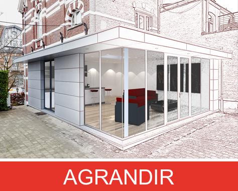 Vos projets saciel habitat for Agrandir son garage