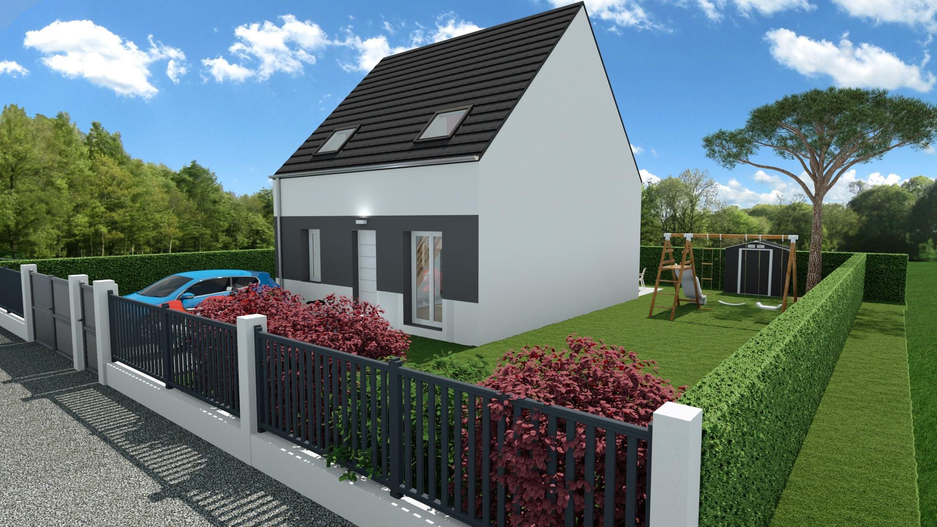 Constructeur De Maison Chartres maison plain-pied 3ch proche de chartres – saciel habitat