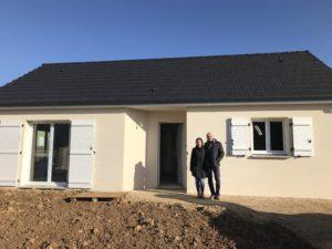 construction maison neuve de Saciel Habitatt